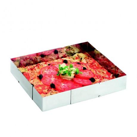 Правоъгълна форма за торта или пица GEFU UNO