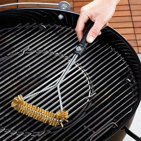 Триъгълна четка за барбекю GEFU от серия BBQ