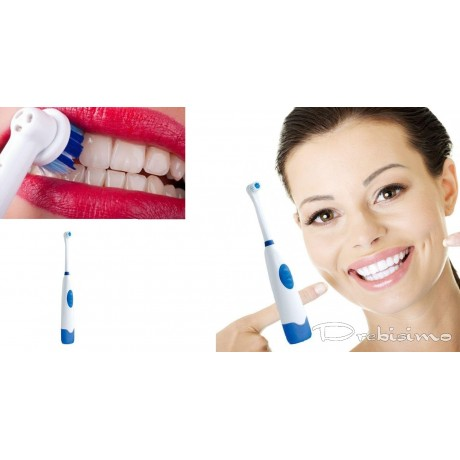 Електрическа четка за зъби с две глави