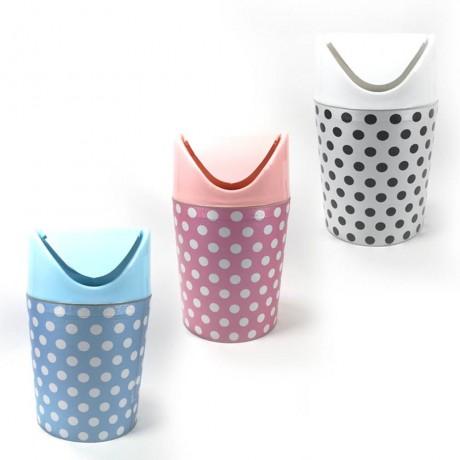 1,2 л. кошче за мивка на точки с люлеещ капак