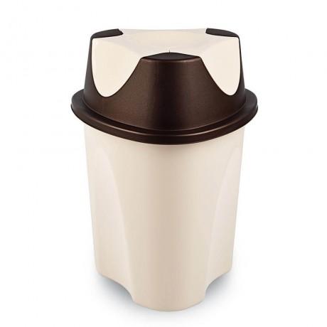 4,5 л. кошче за боклук с троен люлеещ капак Planet Twist