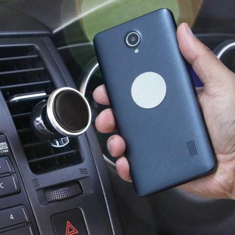 Магнитна поставка за телефон за кола