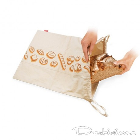 Торбичка за съхранение на хляб Tescoma от серия 4Food