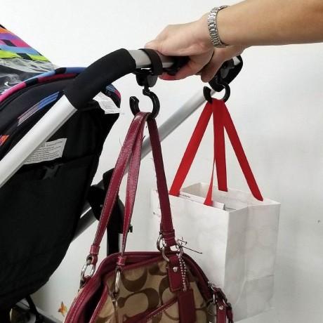 Допълнителни закачалки - кукички за бебешка количка
