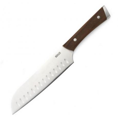 18 см нож Сантоку Muhler