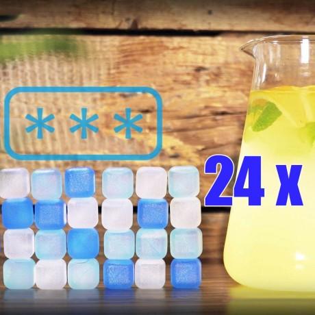 24 охлаждащи кубчета Tescoma от серия Presto