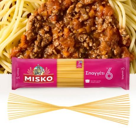 Спагети No6 (Spaghetti No6) от MISKO