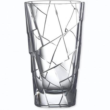 30.5 см ваза Bohemia от серия Crack