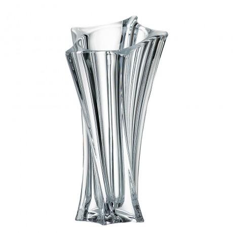 28 см ваза Bohemia Crystalite от серия Yoko