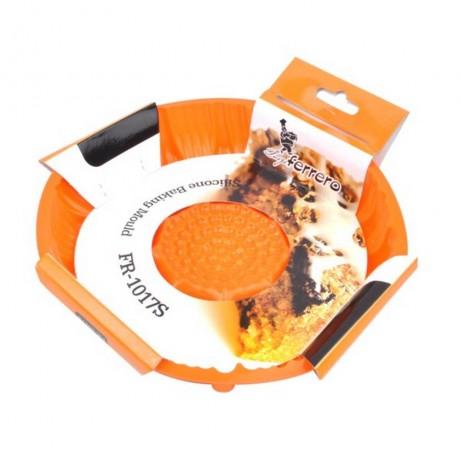 Оранжева форма за печене Luigi Ferrero модел FR-1017S