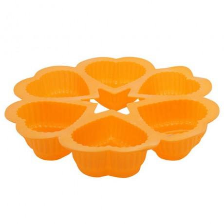 Оранжева форма за печене Luigi Ferrero модел FR-1158S