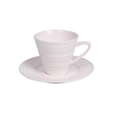 100 мл чашка с чинийка Luigi Ferrero от серията Kaya