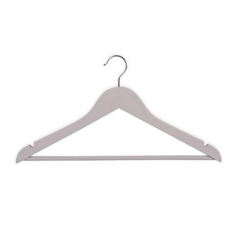 Закачалка за дрехи Luigi Ferrero цвят слонова кост модел FR-4512NB