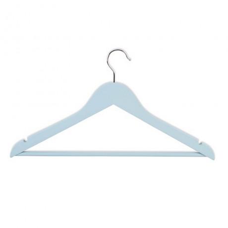 Синя закачалка за дрехи модел FR-4512NB