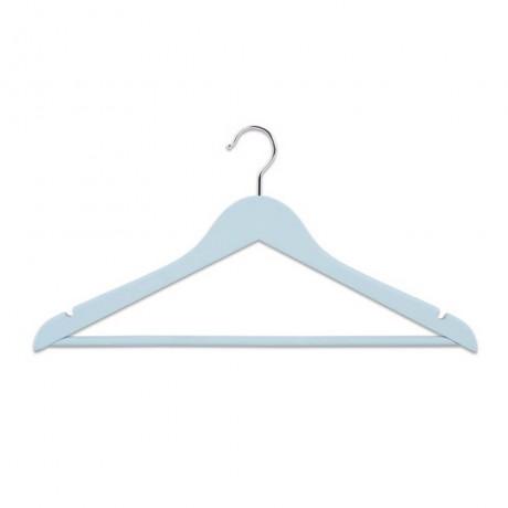 Синя закачалка за дрехи Luigi Ferrero модел FR-4512NBC