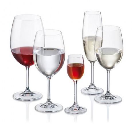Комплект за вино от 30 части Bohemia от серия Royal