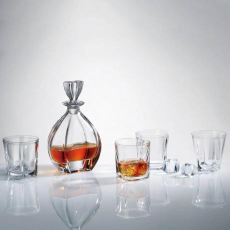Комплект за уиски от 7 части Bohemia от серия Laguna