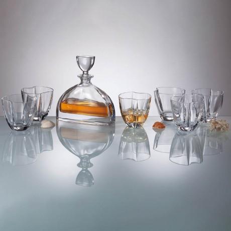 Комплект за уиски от 7 части Bohemia от серия Nemo
