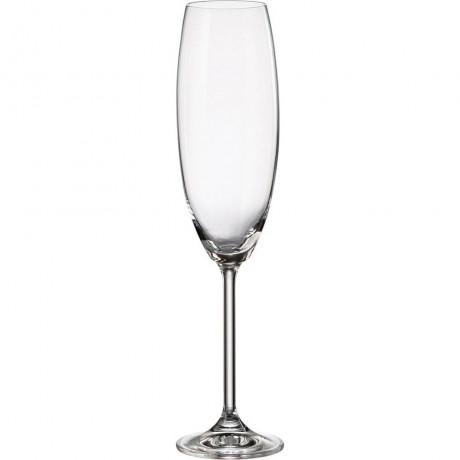 6 бр чаши по 230 мл Bohemia Royal от серия Anne