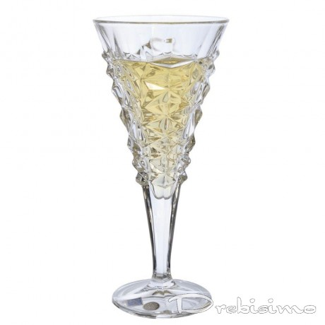 6 бр чаши за вино по 250 мл Bohemia от серия Glacier