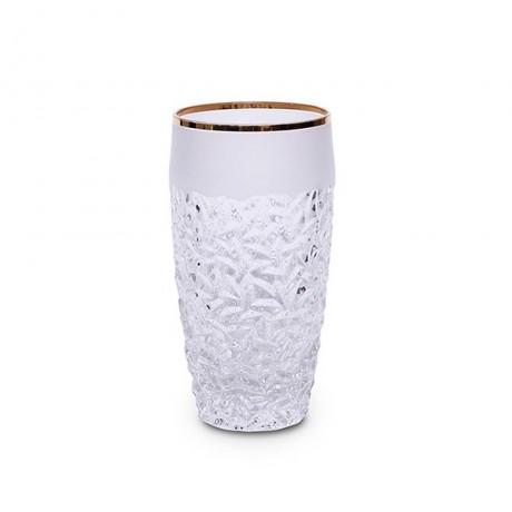 6 бр чаши за вода по 430 мл Bohemia от серия Nicolette Gold Mat