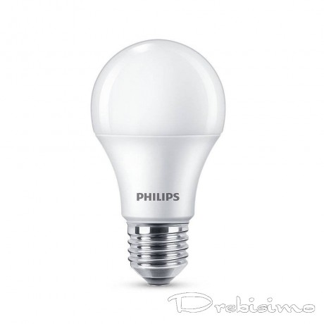 LED крушка 9W-65W Philips-Signify, E27, Бяла светлина