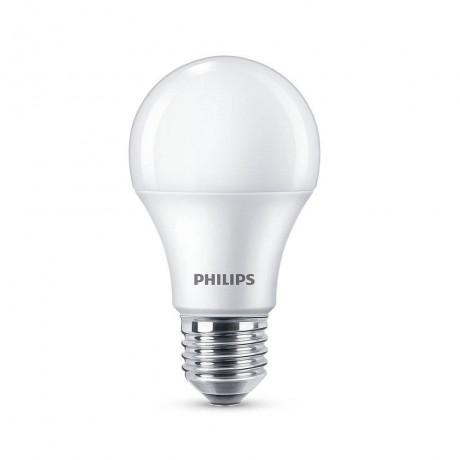 LED крушка 9W-65W Philips-Signify, E27, Бяла светлина