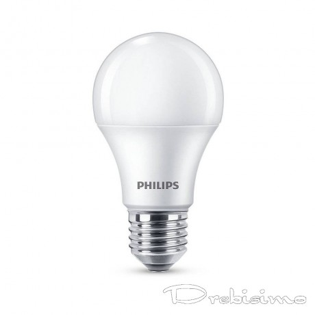 LED крушка Philips-Signify 11W-80W, E27, Бялa светлина