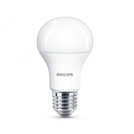 LED крушка Philips-Signify 11W-75W, E27, Топла бялa светлина