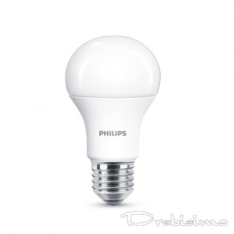 LED крушка Philips-Signify 13W-100W, E27, Топла бялa светлина