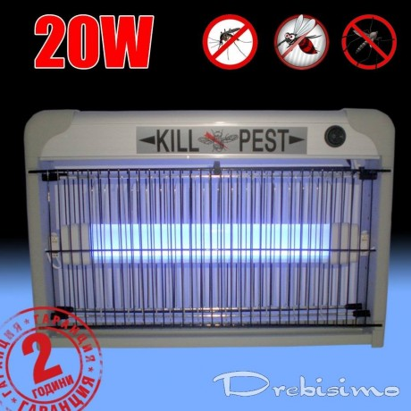 Лампа против комари 20 W