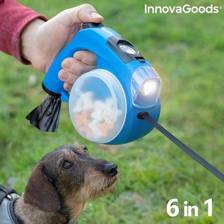 Каишка за кучета 6 в 1 Compet от Innovagoods