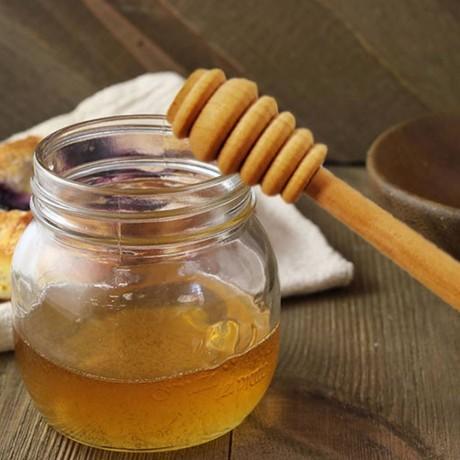 Бамбукова лъжичка за мед