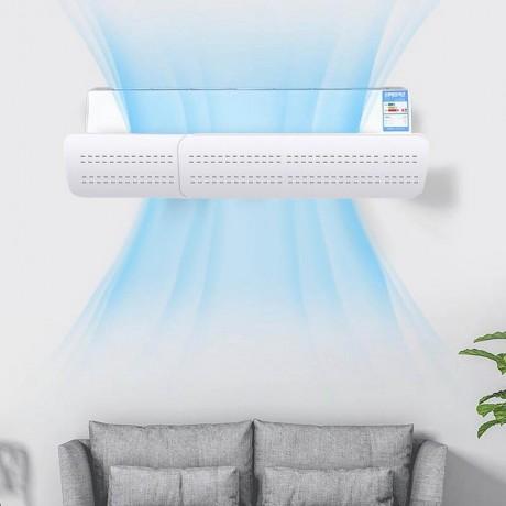 Защитен екран от директна въздушна струя на климатик