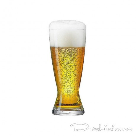 6 бр. чаши за бира 420 мл Rona колекция Weisen Beer
