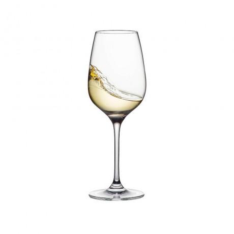 6 бр. чаши за бяло вино 340 мл Rona колекция Prestige