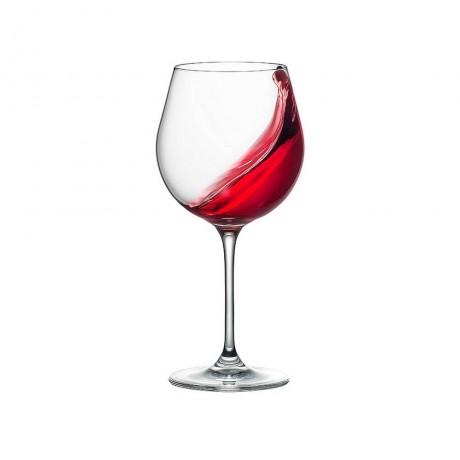 6 бр. чаши за бургунди 610 мл Rona колекция Prestige