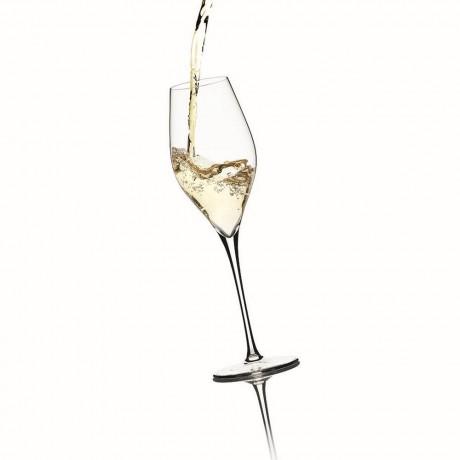 6 бр. чаши за шампанско 320 мл Rona колекция Swan