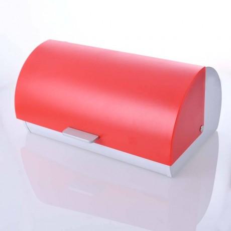 Метална кутия за хляб с външна въртяща вратичка