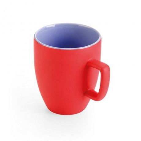 270 мл. червена чаша за чай Tescoma от серия Crema 2Tone