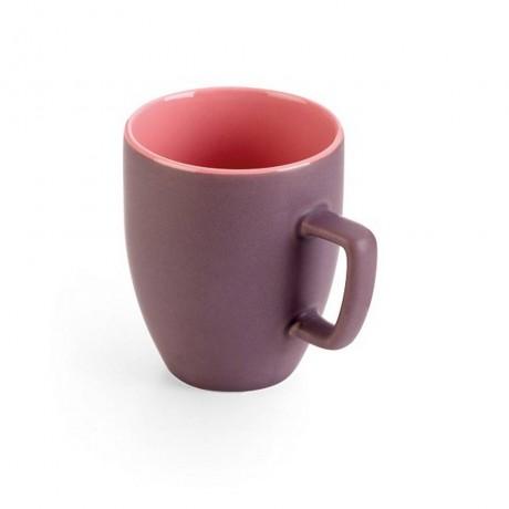 270 мл.лилава чаша за чай Tescoma от серия Crema 2Tone