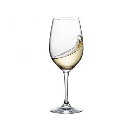 6 бр. чаши за бяло вино 380 мл Rona колекция Yarra