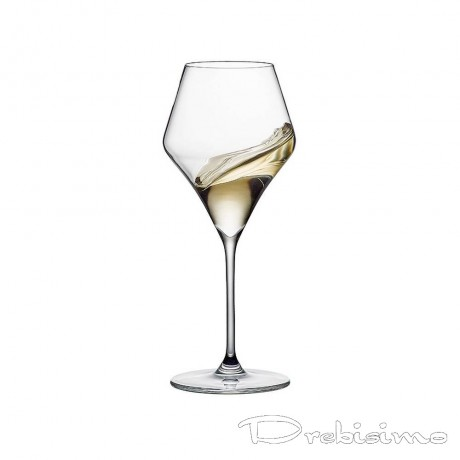 6 бр. чаши за бяло вино 380 мл Rona колекция Aram