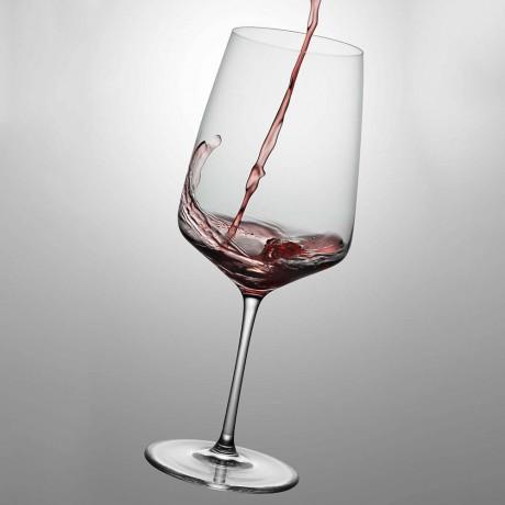 6 бр. чаши за вино 400 мл Rona колекция Vista