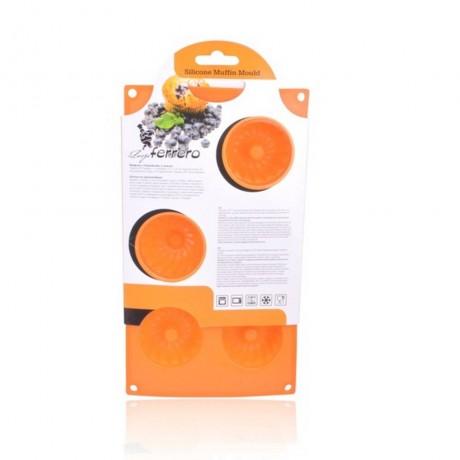 Оранжева форма за печене Luigi Ferrero