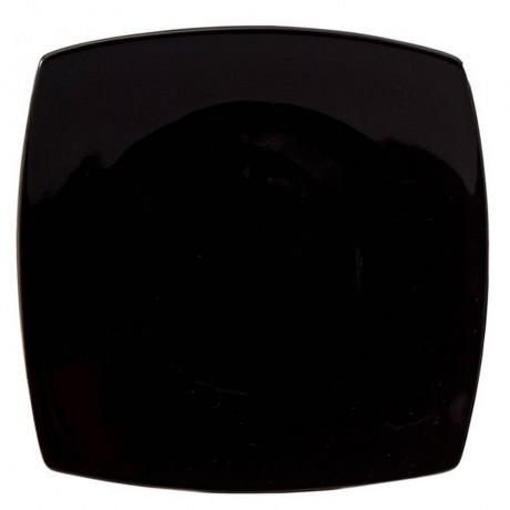 19 см. черна чиния Luigi Ferrero