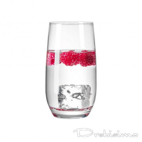 6 бр. чаши за вода 350 мл Rona колекция Cool