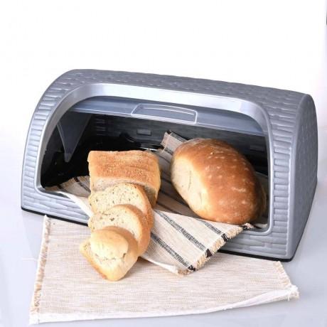 Кутия за хляб пластмасов ратан модел Fresca