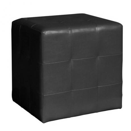 Табуретка в черен цвят HOMA