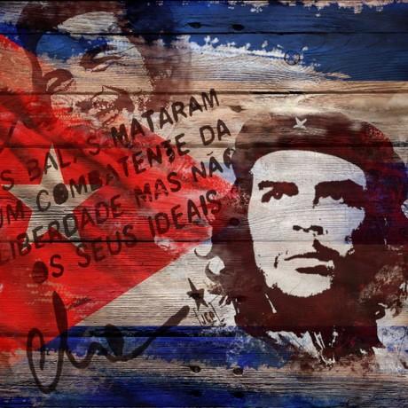 Сгъваема табуретка с мотив Куба марка HOMA